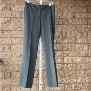WHBM Gray Work Slacks/Pants EUC | 6